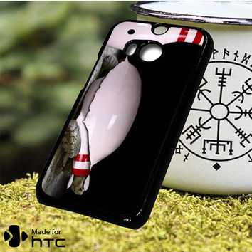 Bowling Awesome Turtle HTC One M7 Case One M8 Case One M9 (Plus) Case One M10 Case