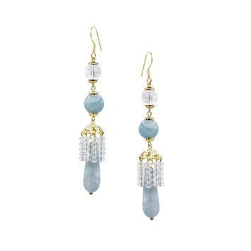 Cinderella Says Hook Earrings