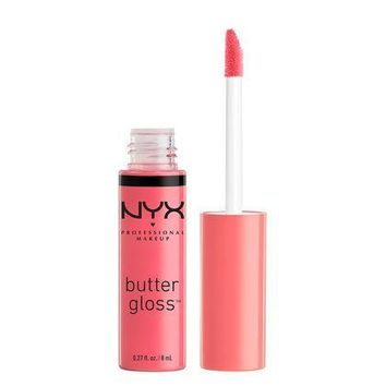 NYX Butter Gloss - Peaches And Cream - #BLG03