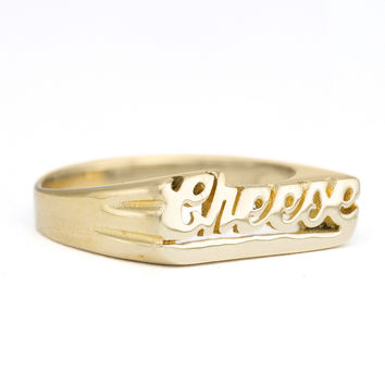 Cheese ring