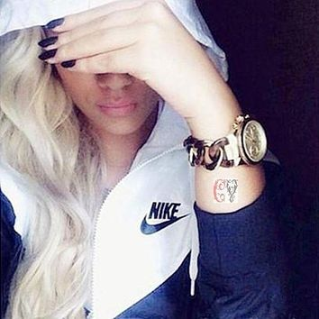 """NIKE"" Fashion Women Men Hooded Zipper Cardigan Sweatshirt Jacket Coat Windbreaker Sportswear"