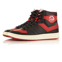 Pony City Wings Black & Red Hi Tops - View all Brands - Brands