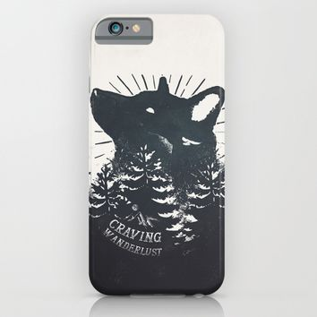 Craving wanderlust iPhone & iPod Case by HappyMelvin | Society6