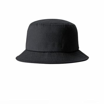 Classic Style Solid Color Bucket Hats Men Street wear Hip Hop Dancer Fashion Caps Panama Unisex Casual Basin Hat