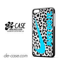 Nike Leopard Just Do It For Iphone 5C Case Phone Case Gift Present YO