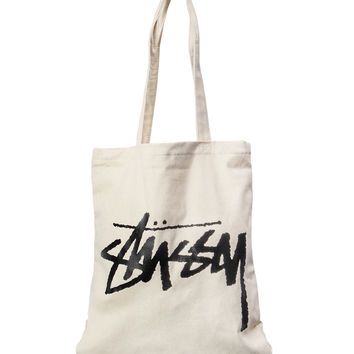 Stussy - Stock Canvas Bag (Natural)