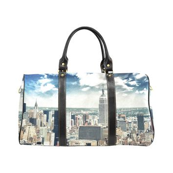 New York City Waterproof Travel Bag