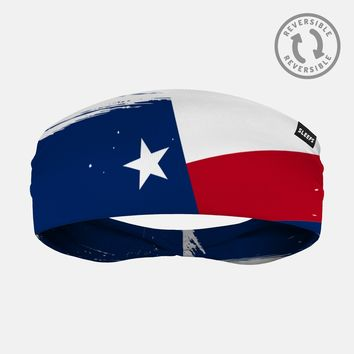 Texas State Letters Doublesided Headband