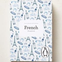 French Phrasebook by Anthropologie in Multi Size: One Size Books