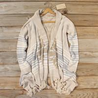 Desert Tribe Blanket Sweater