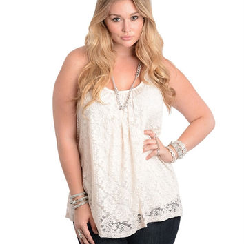 All Laced Up Blouse+