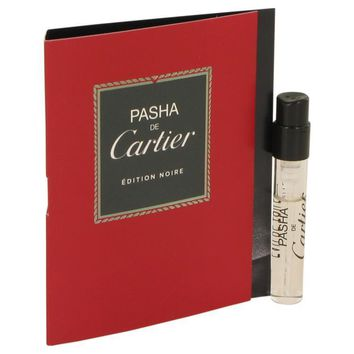 Pasha De Cartier Noire by Cartier