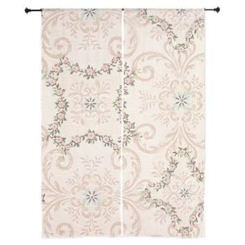 Vintage Antique Victorian Flourish Curtains> Vintage Antique Victorian Flourish> Pattern Designs