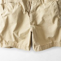 "AEO Men's 6"" Prep Short (Surf Khaki)"