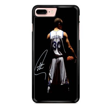 Stephen Curry Signature iPhone 7 Plus Case