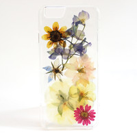Bella iPhone 6 Dried Flower Phone Case