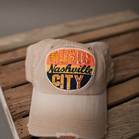 Music City Nashville Cap