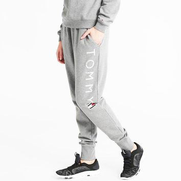Tommy Hilfiger Drawstring Casual Pants Trousers Sweatpants-1