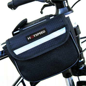 Bicycle on the tube package mountain bike saddle bag outdoor sports [10152006540]