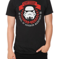 Star Wars Stormtrooper Academy T-Shirt