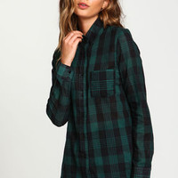 Checkmate Plaid Shirt - LoveCulture