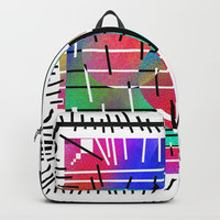 Rainbow 19 Backpack by Zia