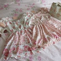 Liz Lisa Mermaid Chiffon Baby Doll Top (NwT) from Kawaii Gyaru Shop