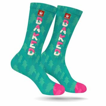 BAKED WEED SOCKS BY STONERDAYS