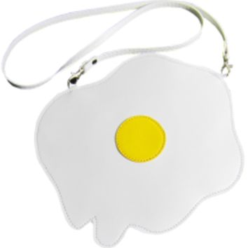 Poached Egg Shoulder Bag