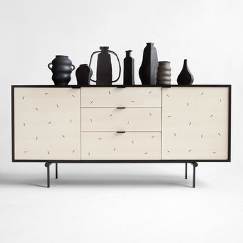 Moving Mountains - Confetti Credenza