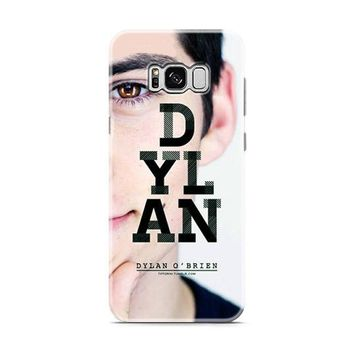 Dylan O'Brien Samsung Galaxy S8 | Galaxy S8 Plus Case