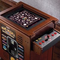 Pac-Man 13-game Arcade Cocktail Table