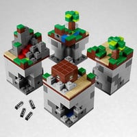 J!NX : LEGO Minecraft Micro World