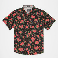 Artistry In Motion Russ Boys Shirt Black  In Sizes