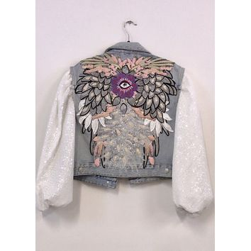 New Vest/Jacket Archangel Michael