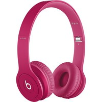 Beats by Dr. Dre - Beats Solo HD On-Ear Headphones - Drenched in Pink