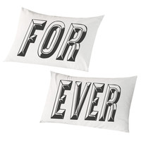 FOREVER PILLOWCASES - Default Title