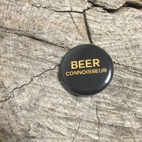 Beer Connoisseur Pin