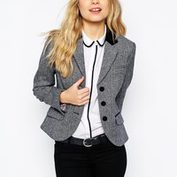 Jack Wills Tweed Blazer