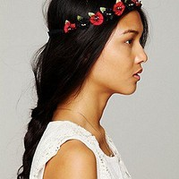 Amber Floral Headband at Free People Clothing Boutique