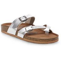 Women's Mad Love® Prudence Footbed Sandals : Target