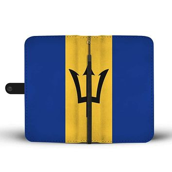 Barbados Wallet Case