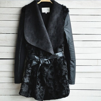 Best Shearling Coat Women's Products on Wanelo