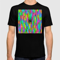Crowded Isolation T-shirt by Artistic Dyslexia   Society6