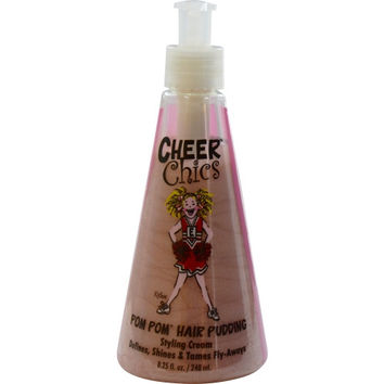 Cheer Chics by Cheer Chics POM POM HAIR PUDDING STYLING CREAM 8.25OZ