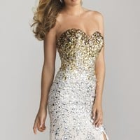 Allure 6639 Dress - MissesDressy.com