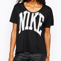 Nike Large Logo T-Shirt