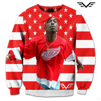 Vindicated Tupac crewneck