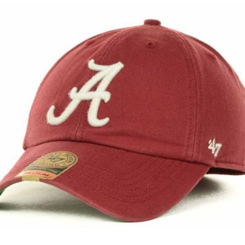 University of Alabama Crimson Tide Men's 47 Franchise Fitted Hat