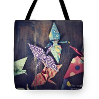 """Ready to soar Tote Bag for Sale by Ivy Ho (18"""" x 18"""")"""